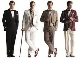 Resultado de imagen para años 20 vestimenta: