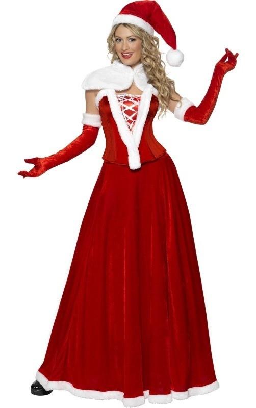 Mrs. Santa costume!  She's getting sassy.  $55.99 at our store    #Santa #SantaClause #MrsSanta