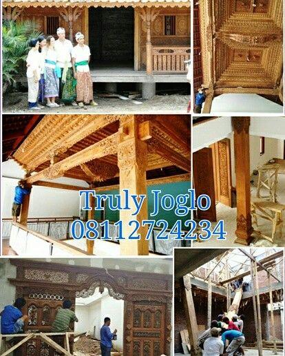Rumah Geladak Jawa antik motif apik primitive by Truly Joglo Kudus  Info & quotes : Telp/Whatsapp:(+62) 08112724234 Facebook: Arif Joglo Java Bali email: Truly.Arifsuryanto@Gmail.com