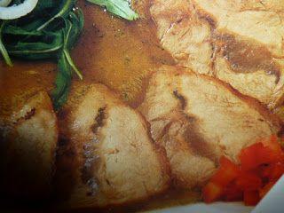 un mondo di ricette: arrosto estivo con salsa di capperi