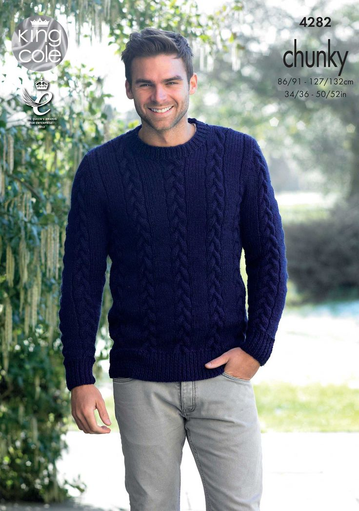 43 best Knitting for men images on Pinterest   Knitting patterns ...
