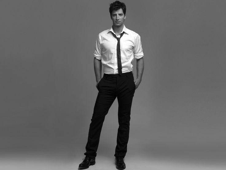 Sakis Rouvas...for my girls!!They know why ;-)