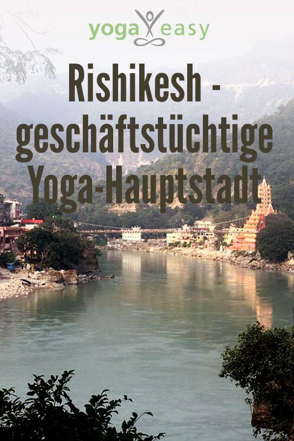 Yoga in Rishikesh: Erfahrungsbericht eines Yogalehrers
