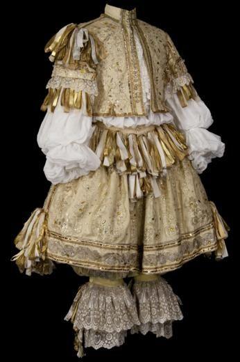 """""""L'art du costume à la Comédie-française"""""""