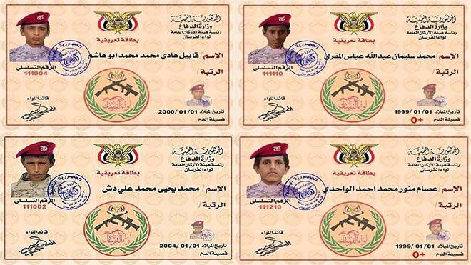 الشرعية تعلن عن تأسيس لواء من الأطفال في مأرب أعلنت حكومة الشرعية في محافظة مأرب قوات الشرعية الحكومة اليمنية الأطفال Www A Baseball Cards Cards Baseball