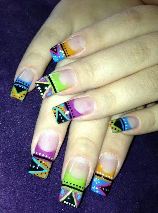Nails etnia