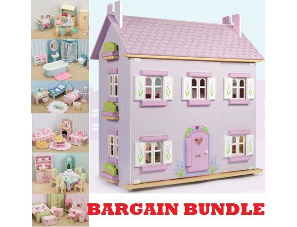 Image of The Lavender Dolls House Bargain Bundle