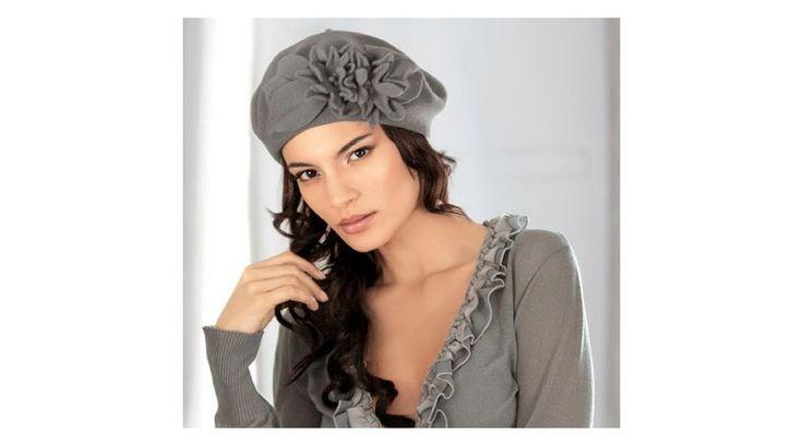 EWELINA női gyapjú barett