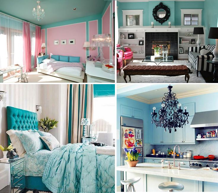 tiffany blue home decor them which got me thinking of some tiffany