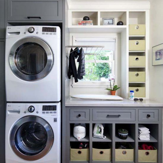 60 Beautiful Small Laundry Room Designs: 120 Best Laundry Room Makeover Images On Pinterest
