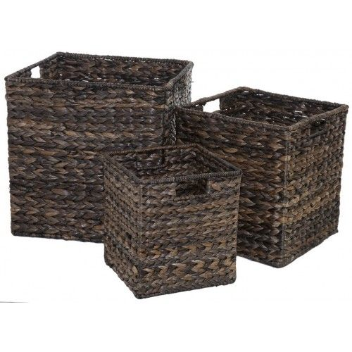 Banana Leaf Storage Box - Set of Three £99.99