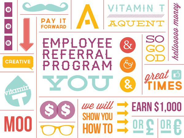 EMPLOYEE REFERRAL PROGRAM - Jacqueline Driscoll - Art Director - employee referral form