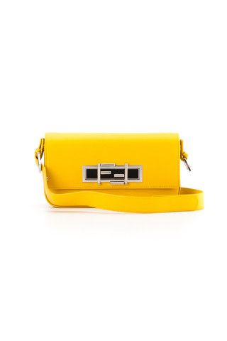 Fendi Woman Baguette Leather Shoulder Bag - LuxuryProductsOnline