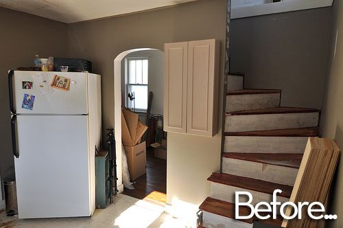 Before & After: Scandinavian Modern Kitchen Makeover