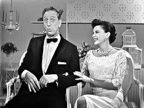 Judy Garland & Ray Bolger: tea for two (The Judy Garland Show)