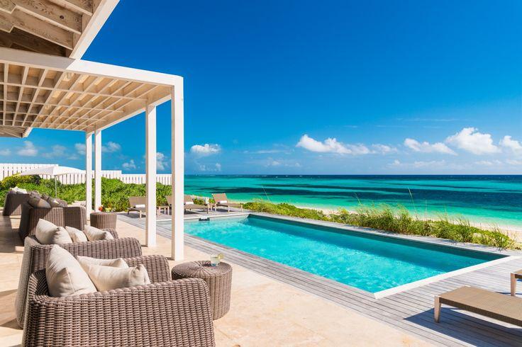 Stunning villla at Sail Rock Resort in South Caicos