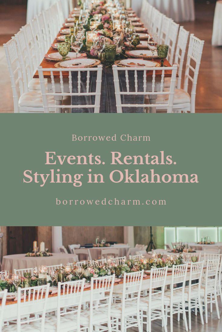 Events Rentals Styling In Oklahoma City Oklahoma Rent And Borrow Vintage Rustic Elegant Classy Ind Wedding Rentals Barrel Decor Luxury Wedding Venues