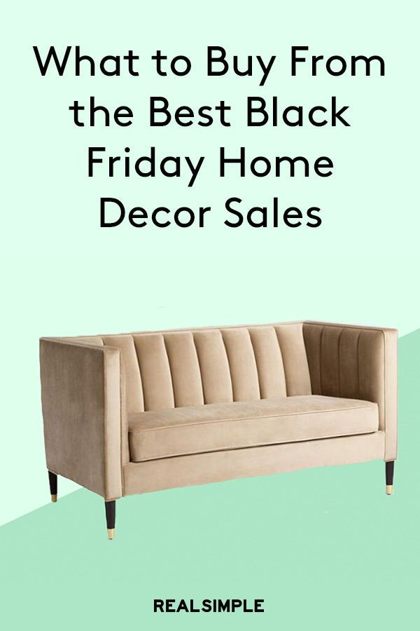 What To Buy From The Best Black Friday Home Decor Sales This Year