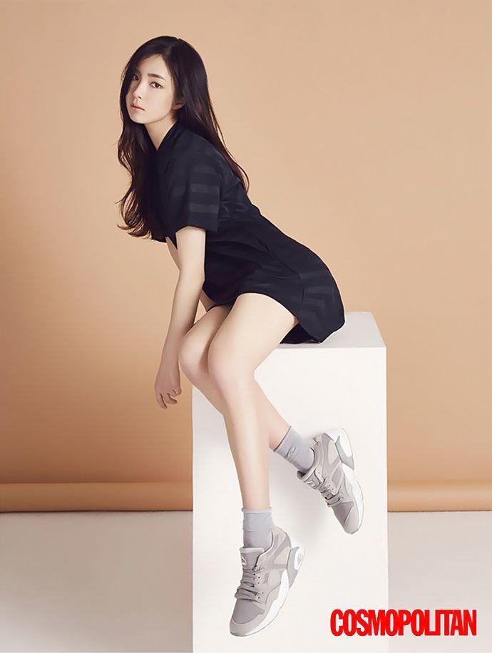 Shin Se Kyung   Cosmopolitan Korea