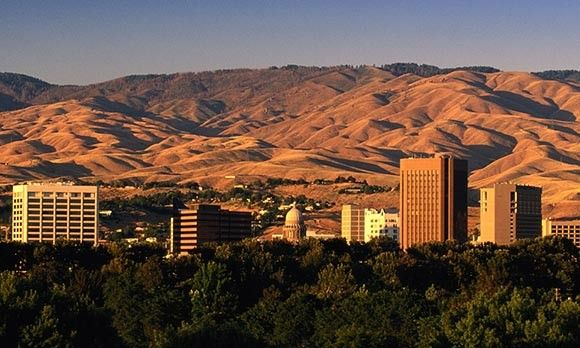 Cheap Hotels Boise Airport
