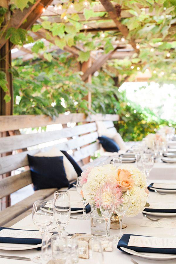 Hochzeiten im Freien - miss solution Hochzeitsinspirationen