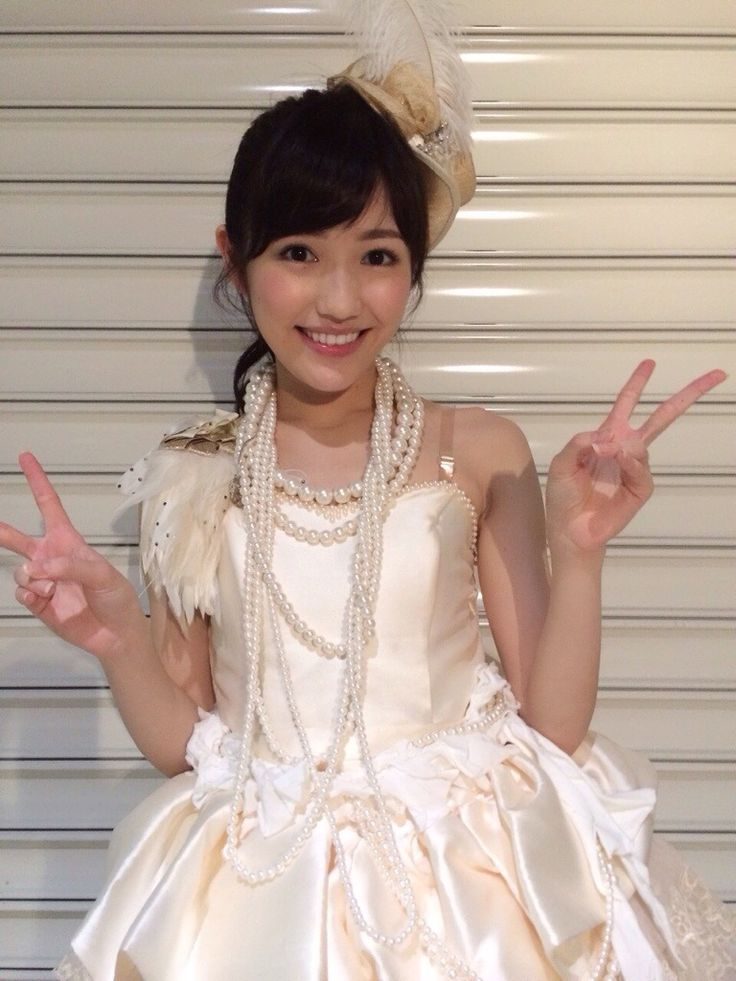渡辺麻友 originally shared: Good evening! AKB48 group summer festival. Thank you…