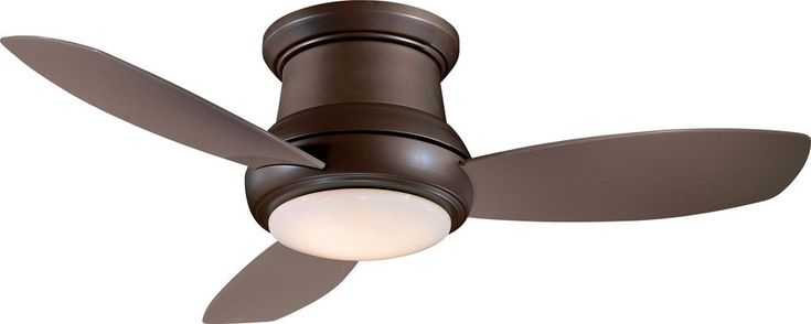 """52"""" Concept II 3 Blade LED Ceiling Fan with Remote"""