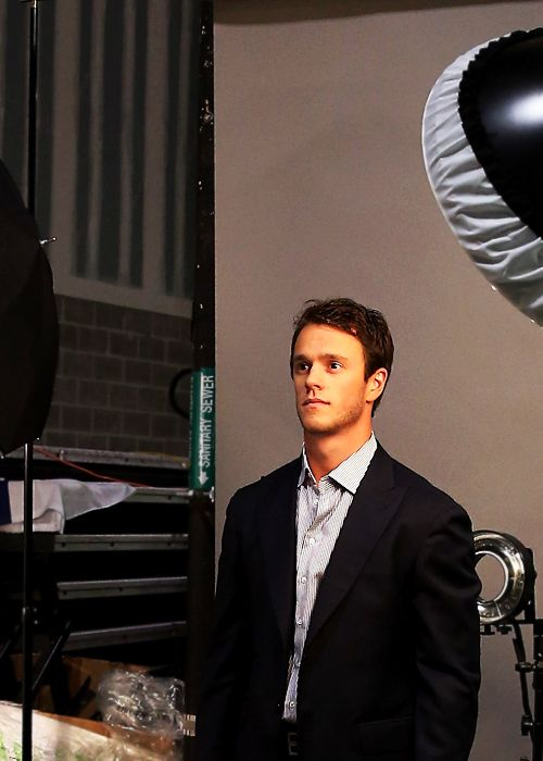 Jonathan Toews, 2013 NHL Player Media Tour