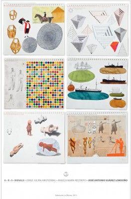 Casas Riegner » José Antonio Suárez Londoño: ARS Bienale, Medellín, Colombia