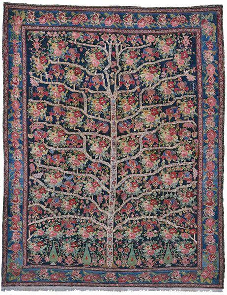 Bakhtiari 10 2 Quot X 12 9 Quot Bakhtiari Carpet Pinterest