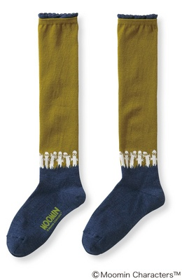 Moomin characters Socks