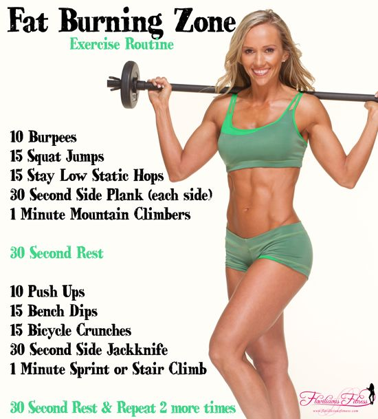 Fat Woman Exercise 120