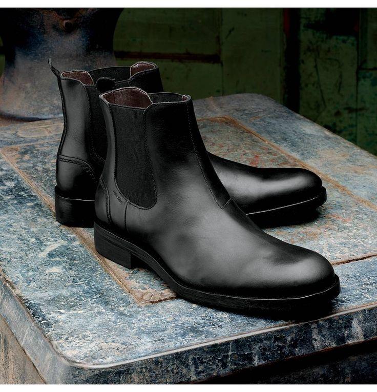 Men's Montague 1000 Mile Chelsea Boot - W05453 - Vintage Boots