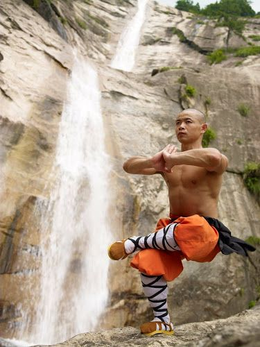 7 Habits We can Learn From a Shaolin Monk For Healthy Living Today