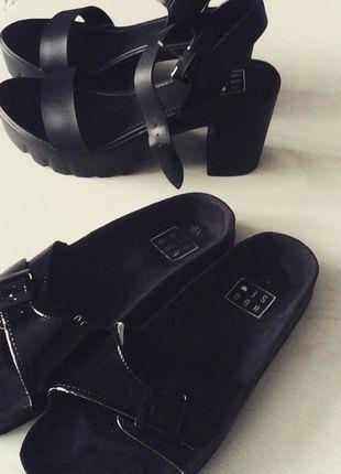 Kup mój przedmiot na #vintedpl http://www.vinted.pl/damskie-obuwie/sandaly/9549272-dwie-pary-butow-must-have-house-40-ala-birkenstock