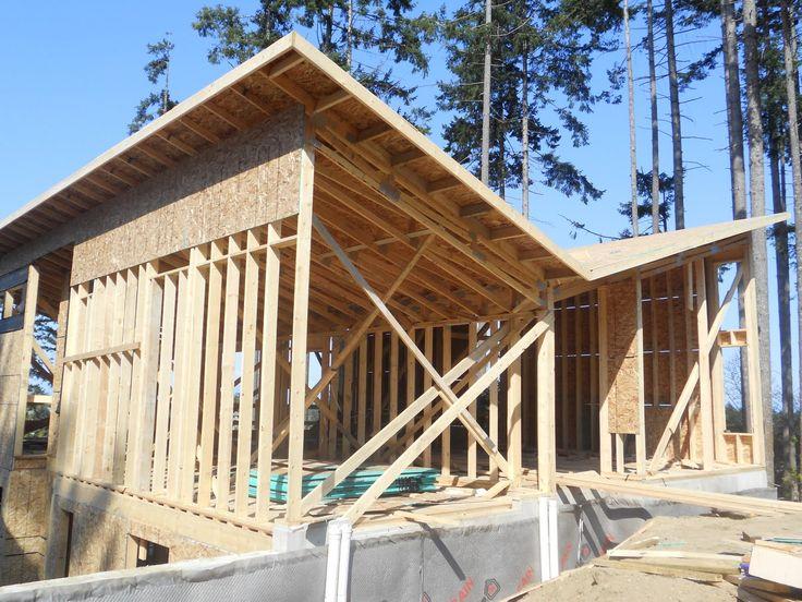 Grandiose Pine Wooden Minimalist Log House Ideas With