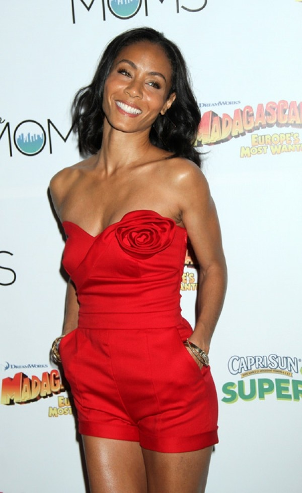Jada Pinkett-Smith in Valentino Jumpsuit