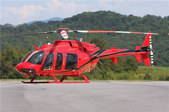 Bell 407, 1 US Corporate Operator, No Damage History #helicopter #aircraftforsale #bizav