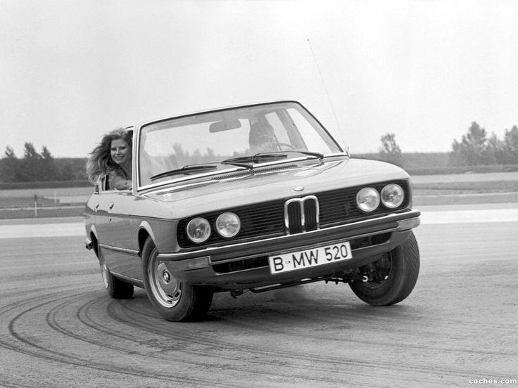BMW serie 5 520 e12 1972 1976
