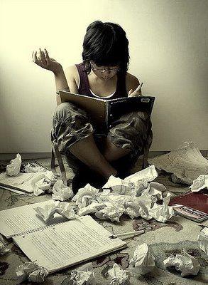 Writer, arrêter d'écrire