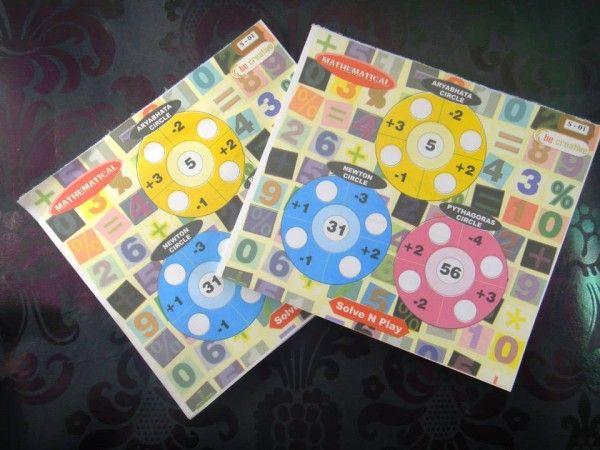 Tambola Games : Mathematical Tambola Tickets
