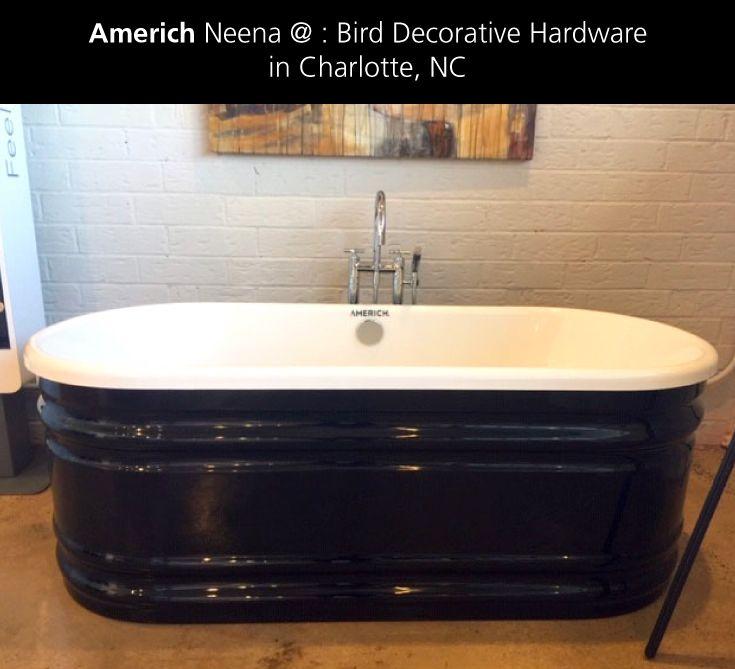 Enjoyable Featuring The Neena Freestanding Bathtub At Bird Decorative Home Interior And Landscaping Ferensignezvosmurscom