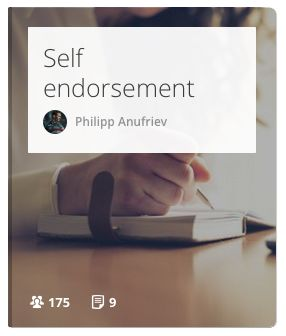 Essential tools for self endorsement and leadership, down to little things as body language and fashion tips. #explore