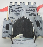 """very creative lapbook for """"The Door in the Wall"""" by Marguerite de Angeli"""