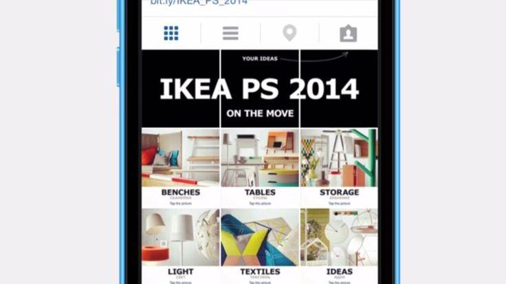 Case: Instagram Website 総合家具ブランド・IKEAでは年に1度、若手デザイナーを起用した「PS コレクション」を発表しています。今年は『Always on the move』