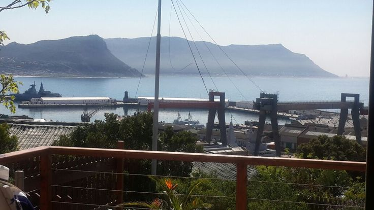 #harbourlightssimonstown Self catering Accomodation situated in the heart of Simon's Town, Cape Town, South Africa