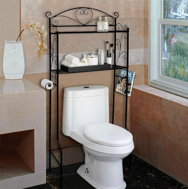 Vdomus Bathroom Shelf Space Saver Over The