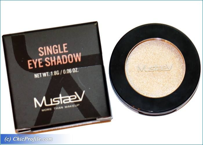 MustaeV Skin Eyeshadow Review, Swatches, Photos
