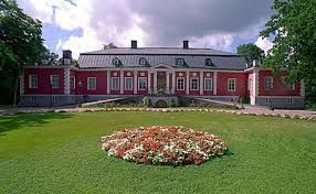 The Manor of Joensuu, Halikko, Finland
