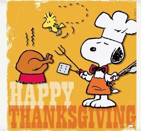 snoopy happy thanksgiving 4k - photo #21